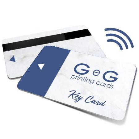 Personalizza le tue card in PVC