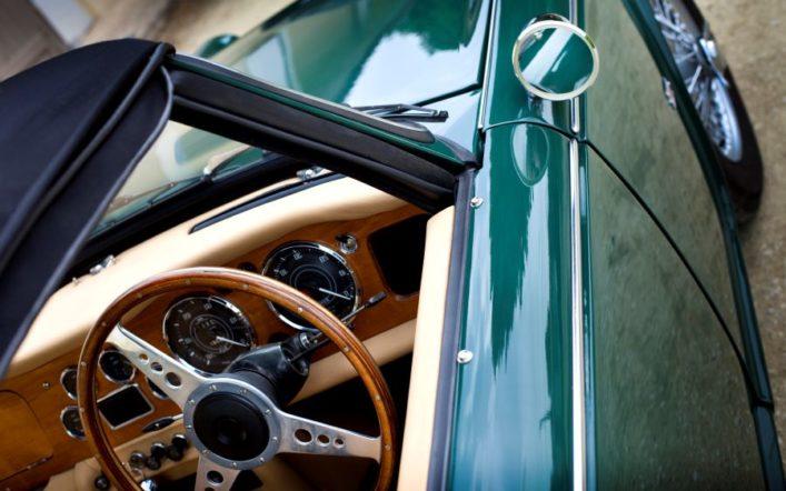 Dove far verniciare la tua auto d'epoca