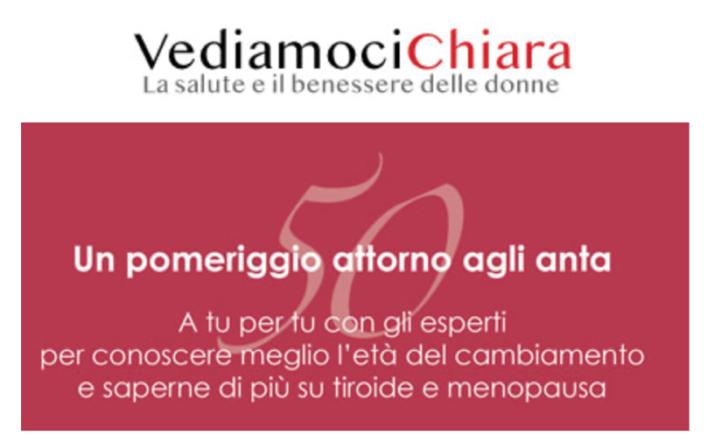 Un pomeriggio attorno agli anta: si è svolto giovedì 24 a Bari un bellissimo evento dedicato a Tiroide e Menopausa
