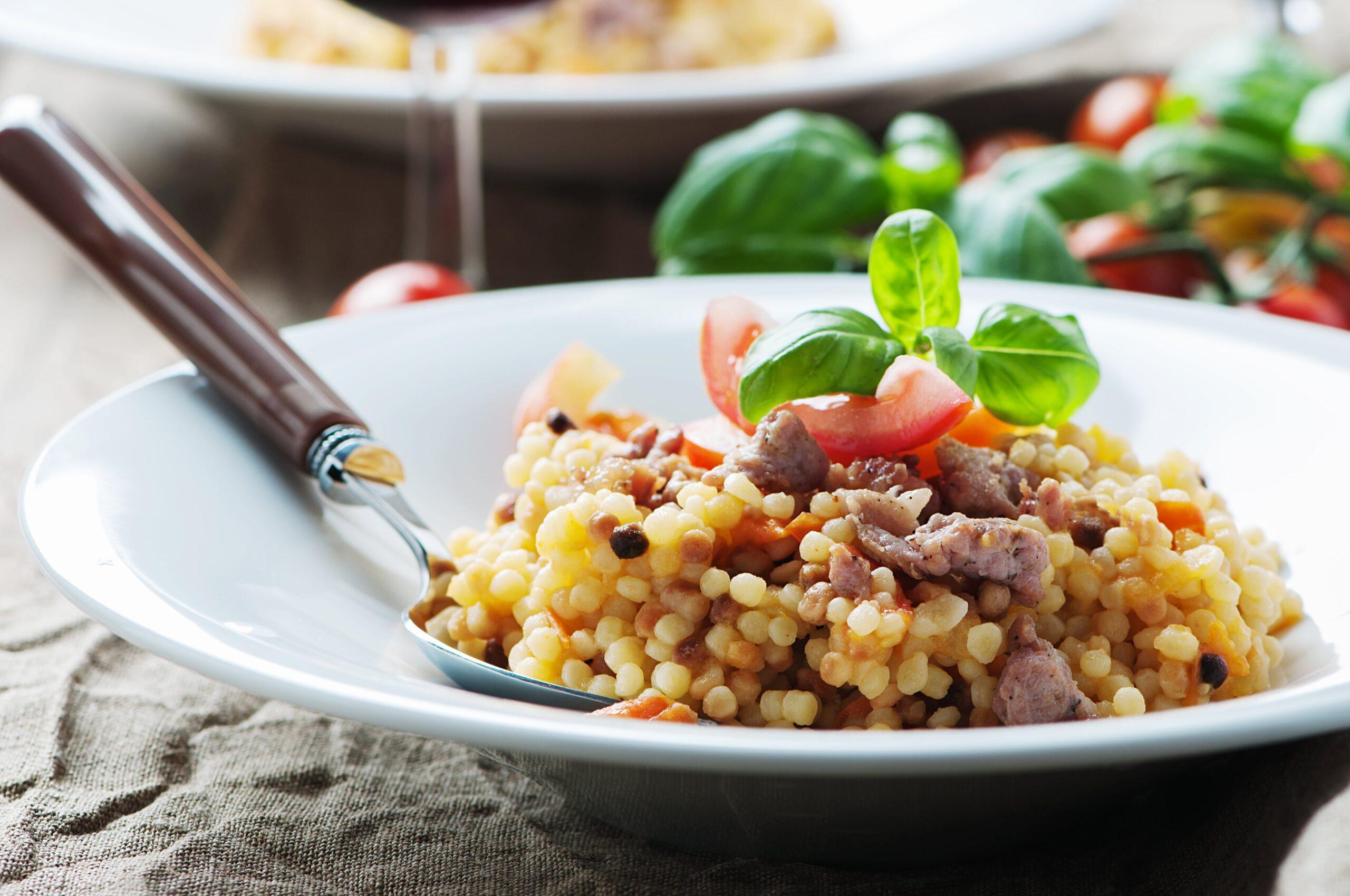I sapori veri, intensi e genuini della cucina sarda