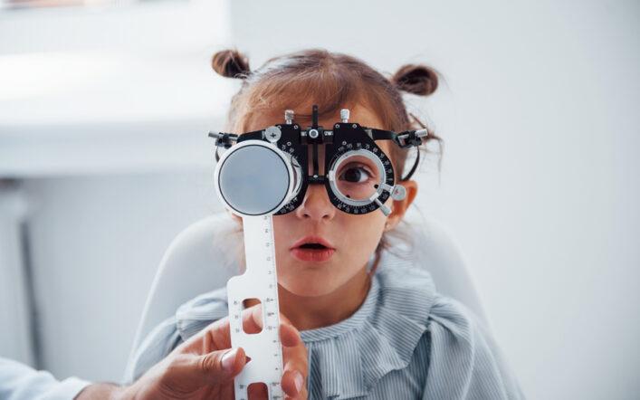 Oftalmologia pediatrica ad Avellino: ecco lo specialista che puoi contattare