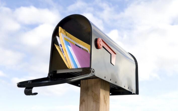 Per mandare la tua posta, rivolgiti al centro spedizioni ad Avezzano