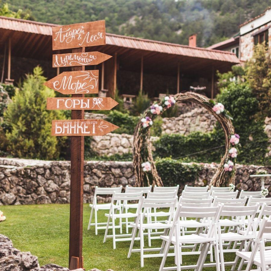 Villa per cerimonie a Monteroduni: la migliore location per i tuoi eventi