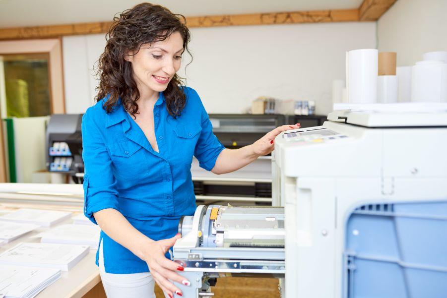 Scopri la convenienza con il noleggio stampanti Asti